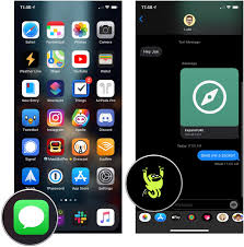 How To Use Stickers And Apps In Messages On Iphone And Ipad Imore