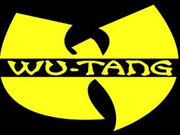 Amazon Com Wu Tang 6 Wide Logo Decal Sticker For Cars Laptops Tablets Skateboard Yellow Computers Accessories