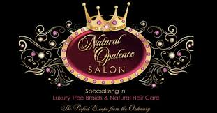 black natural hair salon located in