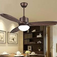 le fan american retro ceiling fan light