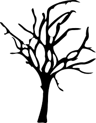 Free Haunted Tree Silhouette Download Free Clip Art Free Clip Art On Clipart Library