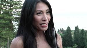 Anggun, il fascino esotico al Taormina Film Fest - YouTube