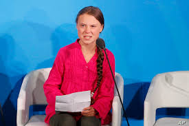 Greta': A Young Activist's Moment, Praised and Criticized | Voice ...