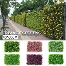 Emulational Ivy Artificial Ivy Leaf Plastic Garden Screen Wall Landscaping Fake Turf Plant Wall Background Decorations Garden Fence Shopee Philippines