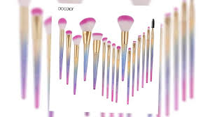 best makeup brushes uk review 2017