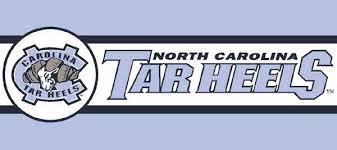 north carolina tarheels unc 7 tall