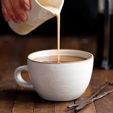 homemade healthy coffee creamer