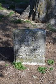 Priscilla Richardson (1856-1858) - Find A Grave Memorial