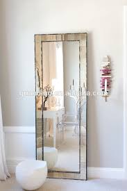 floor mirror bedroom decorating ideas