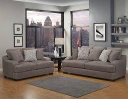 rowland smoke gel foam seating sofa and