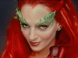 halloween makeup tutorial poison ivy