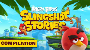 Angry Birds Slingshot Stories | Compilation - S1 Ep 6-10 - YouTube