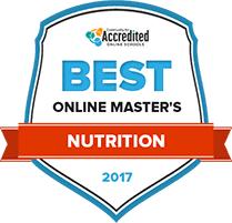 master s in nutrition programs