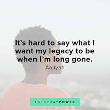 aaliyah quotes and lyrics that still inspire us today