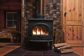 wood burning stoves cost to install