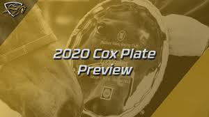 2020 Cox Plate Preview & Betting Tips ...