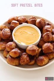 soft pretzel bites handle the heat