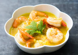 Easy Coconut Shrimp Curry (With Video ...