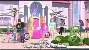 PHIM HOẠT HÌNH BÚP BÊ BARBIE THUYẾT MINH TẬP 11 - Barbie tập lái ...
