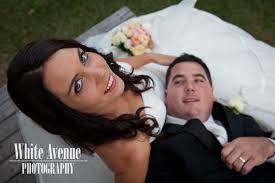 bride and groom wedding photos makeup
