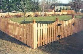 Wood Fence Fence Installer