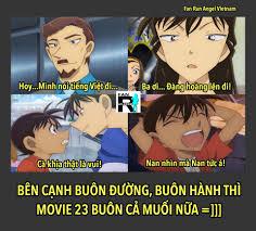 Conan_Movie23 Khi nhà bạn không có gì... - Fan Ran Angel Vietnam ...