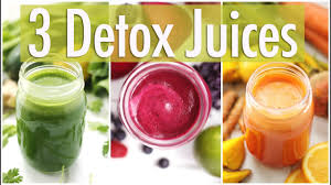 3 detox juice recipes for healthy skin