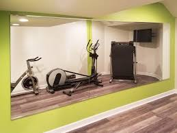 custom exercise room mirrors creative