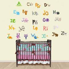 Alphabet Wall Stickers Removable Wall Decals Educational Alphabet For Kids Kids Furniture Decor Storage Kids Furniture Decor Storage Kids Furniture Decor Storage Kids Furniture Decor Storage