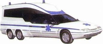 XM Ambulance - Des Citroën anciennes pas comme les autres...