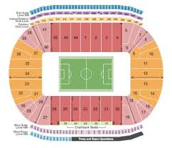 michigan stadium seating chart rows