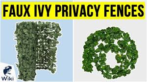 Top 7 Faux Ivy Privacy Fences Of 2020 Video Review