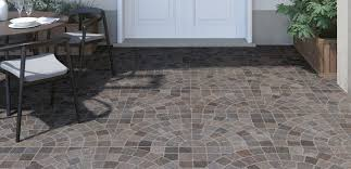 Stone effect outdoor floors Aurelia   Ceramica Rondine