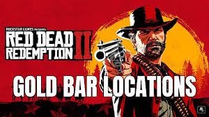 red dead redemption 2 gold bar