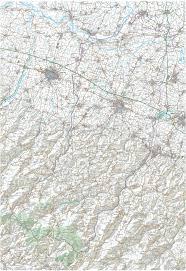 Mappa provincia di Reggio Emilia