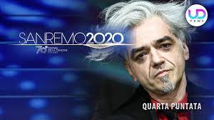 Sanremo 2020, Quarta Serata: Le Parole Di Morgan Dopo La ...