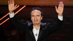 Sanremo 2020, Benigni spiega il