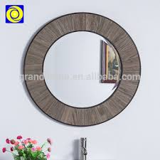 29 circle antique round wall mirror