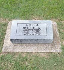 Addie Mable McDonald Walker (1886-1946) - Find A Grave Memorial