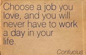 motivational work quote by mark twain a job you enjoy doing