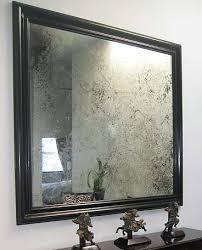 antique mirror กระจกเงาโบราณ กระจกเงาเก า