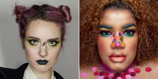 best nose art makeup trend looks on