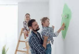Painting Kids Rooms Mallory Paint Store