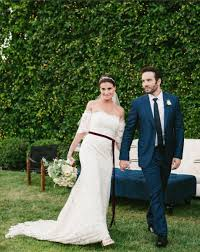 Idina Menzel & Aaron Lohr 2017 Wedding | Wedding dresses ...