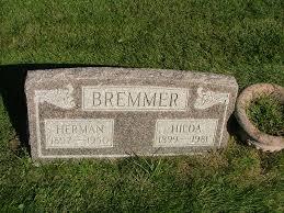 Hilda Cook Bremmer (1899-1981) - Find A Grave Memorial