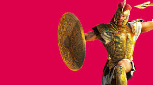 Total War Saga: Troy - Hard Mode Achilles Battle Gameplay - GameSpot