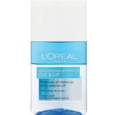 l oreal paris biphase makeup remover