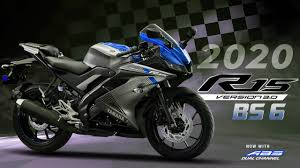 2020 yamaha r15 v3 bs6 features
