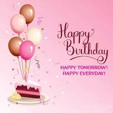 happy birthday images for her daily funny quote