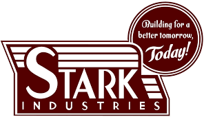 Stark Industries Vintage Logo Color Vinyl Decal Collector S Heaven